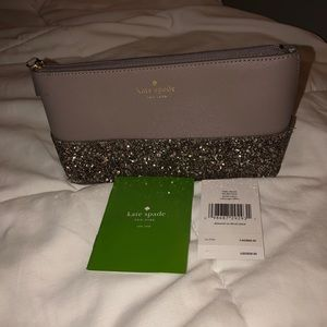 Kate Spade Greta Court Cityscape Makeup Bag
